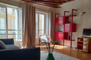renovation appartement - salon